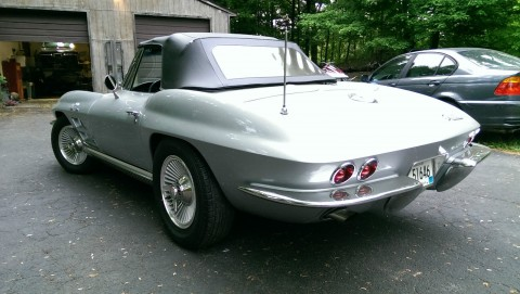 1964 Chevrolet Corvette Roadster for sale