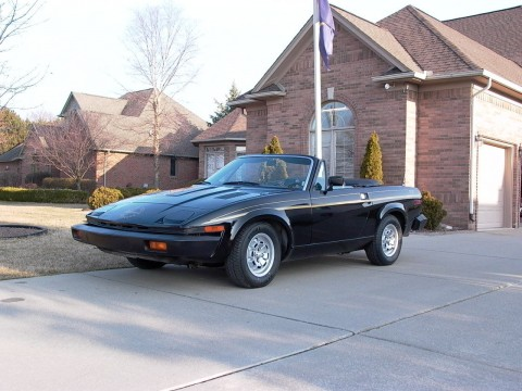 1980 Triumph TR7 Base Convertible 2-Door 2.0L for sale