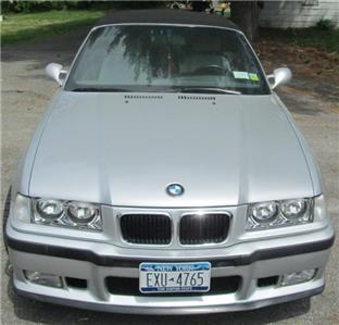 1999 BMW M3 Convertible for sale