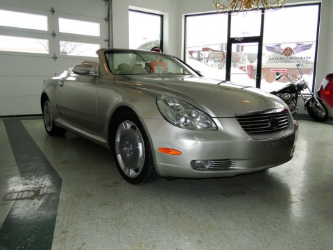 2002 Lexus SC430 Convertible for sale