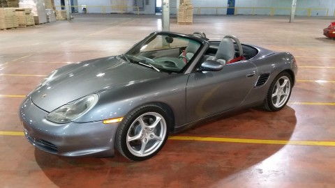 2003 Porsche Boxster for sale