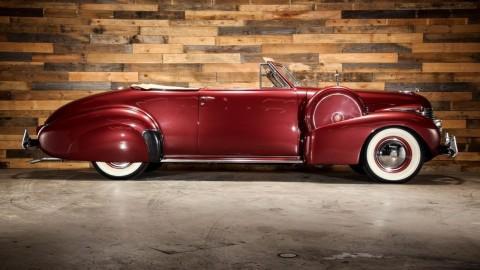 1940 Cadillac Series 62 2-door Convertible for sale
