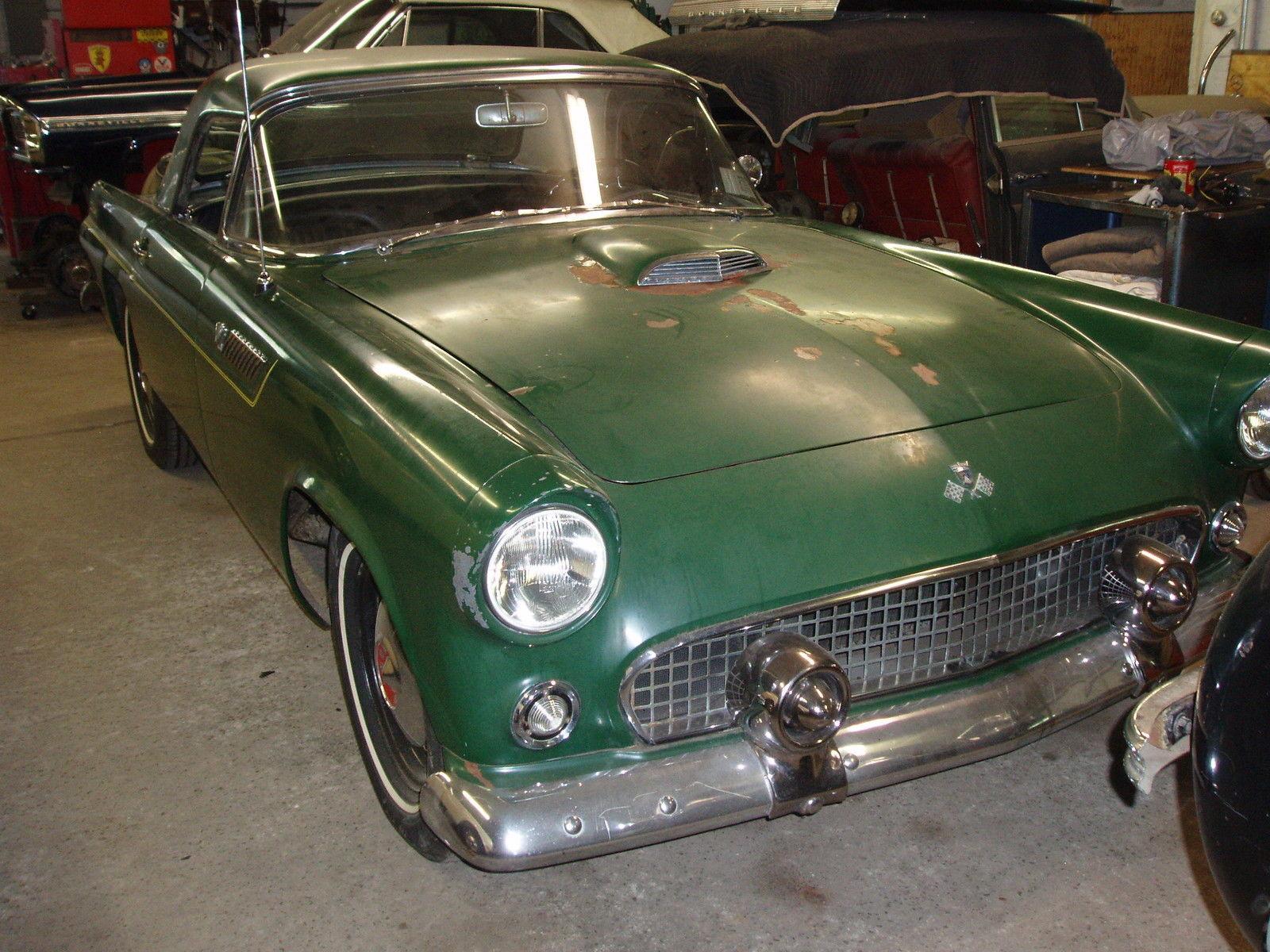 Dot 5 Brake Fluid >> 1955 Ford Thunderbird for sale