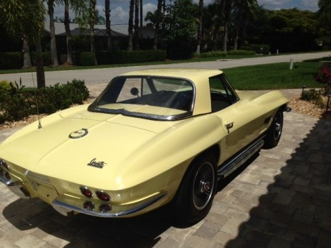 1967 Chevrolet Corvette Roadster for sale