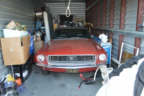 1968 Ford Mustang Rare V8 390 X Code Convertible for sale
