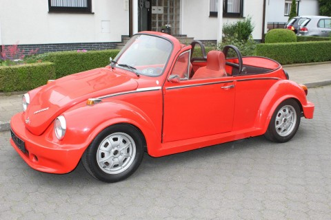 1974 VW Karmann Käfer Cabriolet for sale