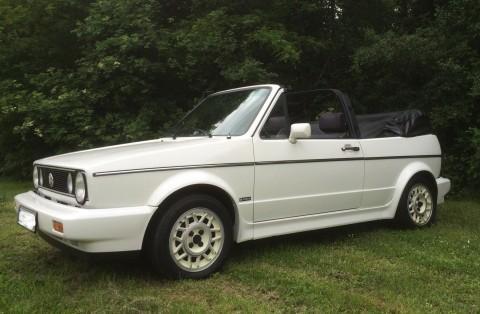 1986 VW Golf 1 Karmann Cabriolet for sale