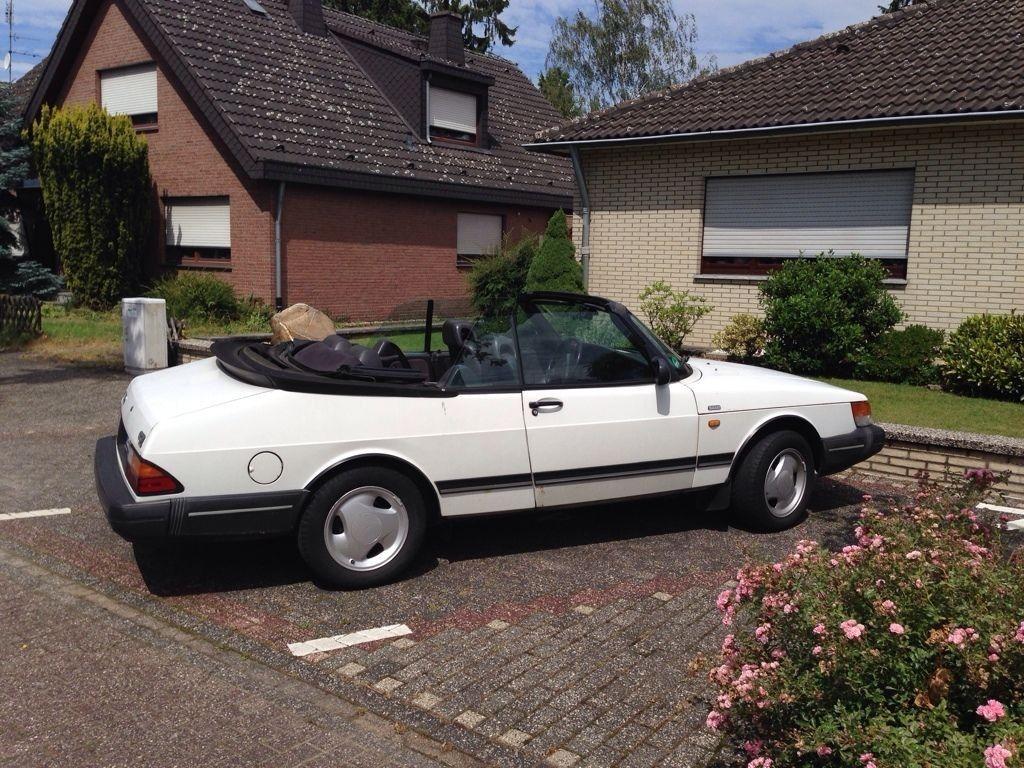 1991 Saab 900 Cabriolet, 2,1 L