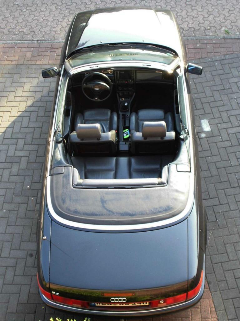 1996 Audi 80 Cabriolet B4 RS2 Milenum Design