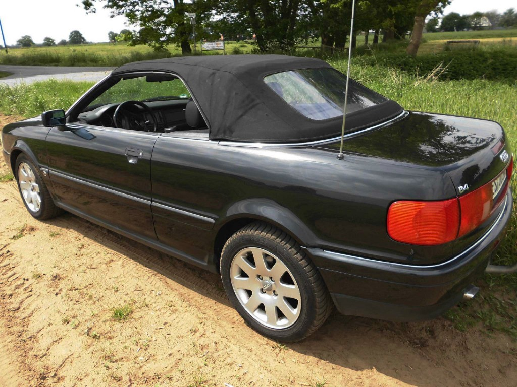 1996 Audi 80 Cabriolet B4 Rs2 Milenum Design For Sale