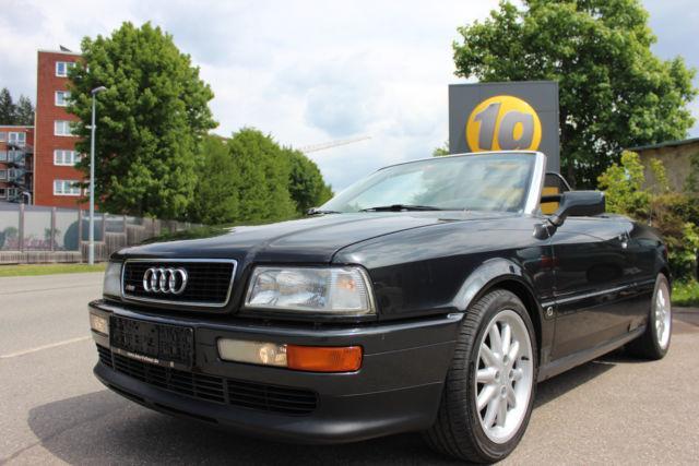 1996 Audi Cabriolet 2.8 Cabrio