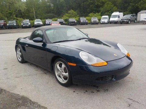 1999 Porsche Boxster for sale