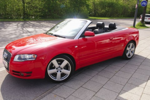 2007 Audi A4 Cabriolet 2.0 TDI S-line DPF AT for sale