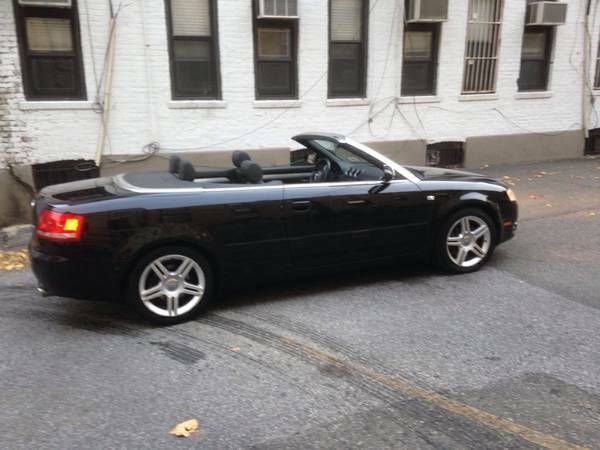 2008 audi a4 cabriolet for sale. Black Bedroom Furniture Sets. Home Design Ideas
