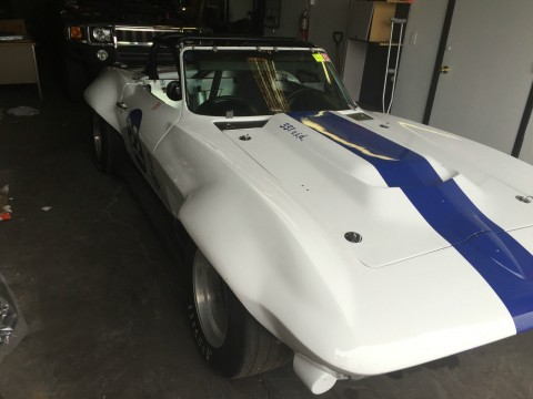 1964 Chevrolet Corvette Race Car Convertible for sale