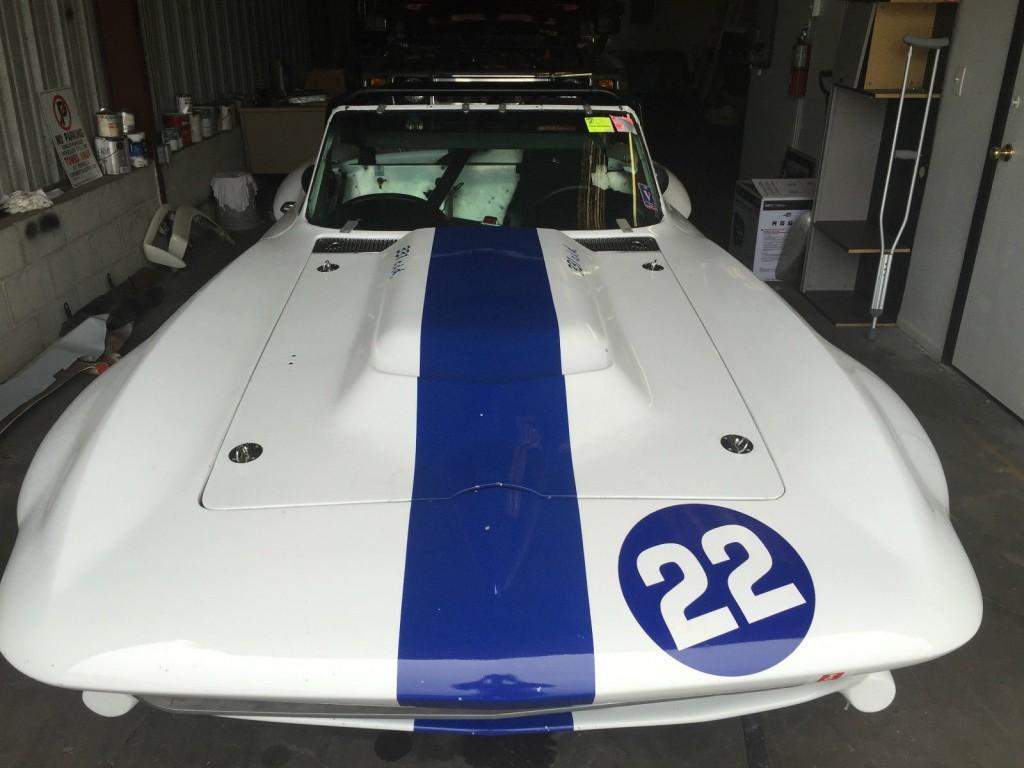 1964 Chevrolet Corvette Race Car Convertible
