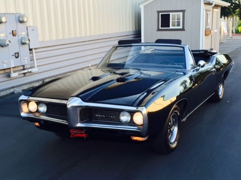 1968 Pontiac Le Mans Convertible 350 for sale