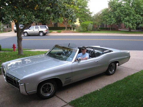 1969 Buick Wildcat/LeSabre Convertible for sale