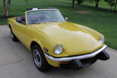 1974 Triumph Spitfire Convertible for sale