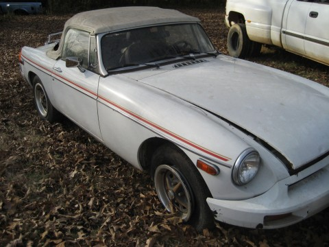 1978 MG MGB convertible for sale
