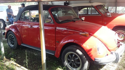 1979 Volkswagen Beetle   Classic for sale