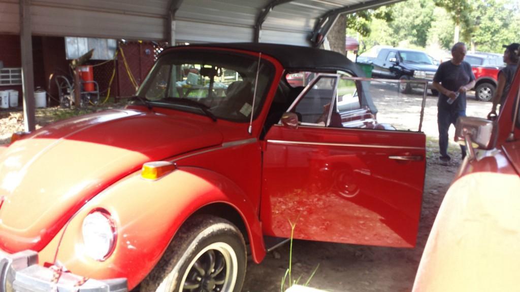 1979 Volkswagen Beetle   Classic