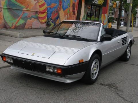 1985 Ferrari Mondial Mondial Quattrovalvole convertible for sale