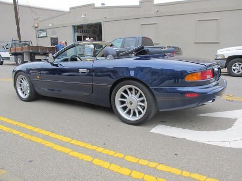 1998 Aston Martin DB7 LS2 Volante Convertible for sale