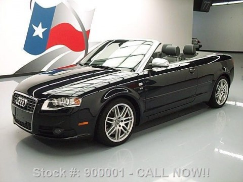 2009 Audi S4 Quattro Convertible for sale