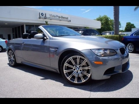 2011 BMW M3 Convertible for sale