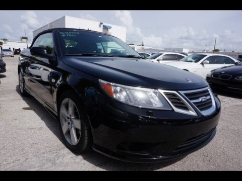 2011 Saab 9-3 turbo Convertible for sale