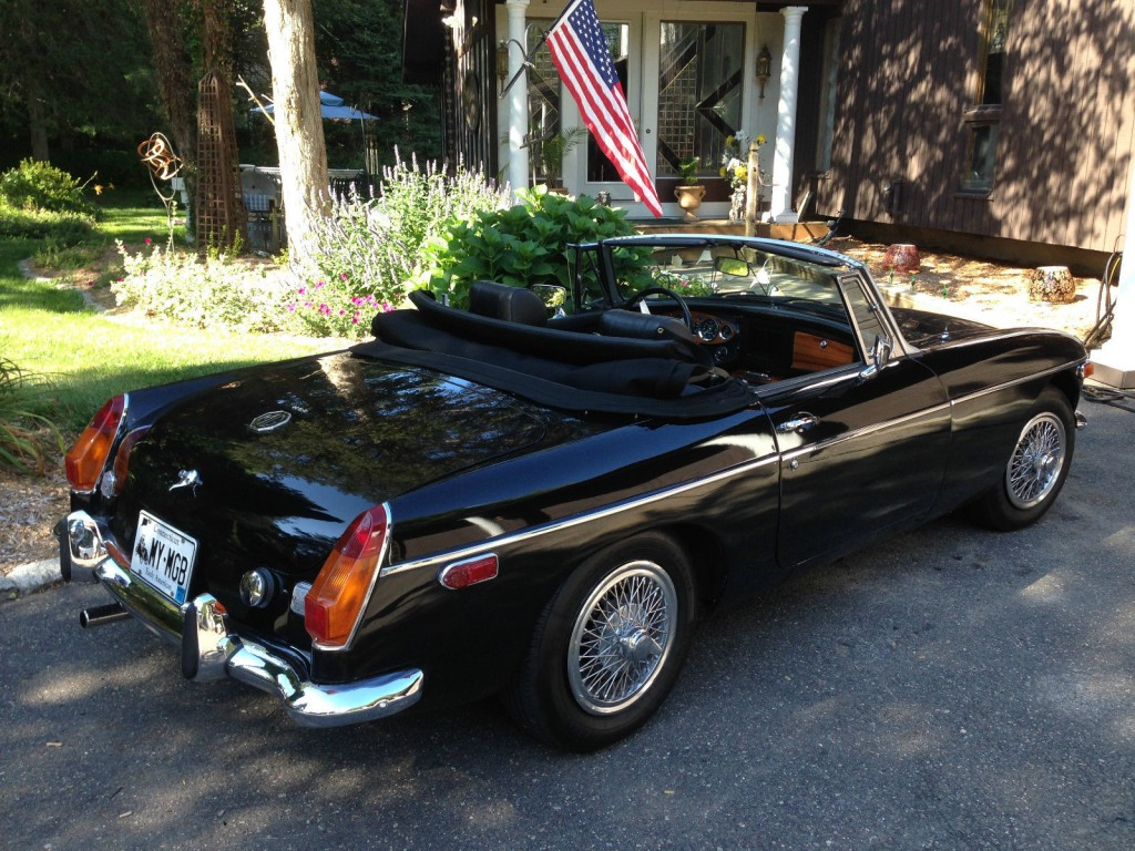 1974 mg mgb convertible for sale