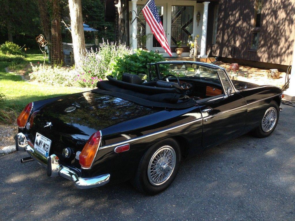 1974 MG MGB Convertible