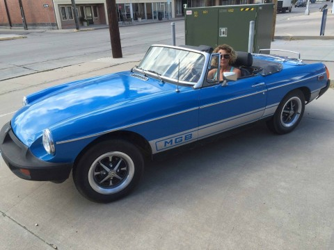 1979 MG MGB Convertible for sale