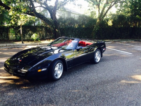 1990 Chevrolet Corvette Convertible for sale