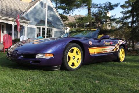 1998 Chevrolet Corvette Convertible Pace Car for sale