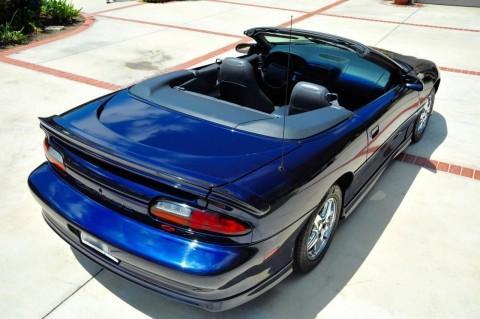 1999 Chevrolet Camaro Z28 Convertible for sale