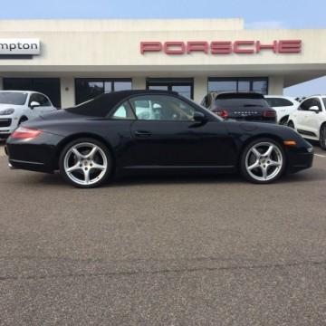 2005 Porsche 911 Convertible for sale