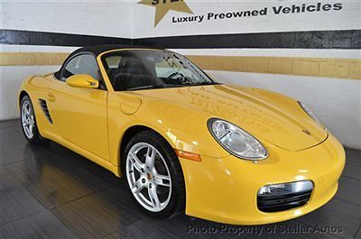 2005 Porsche Boxster 2dr Roadster for sale