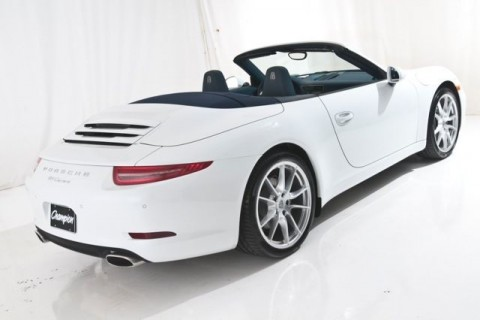 2014 Porsche 911 Carrera Convertible for sale