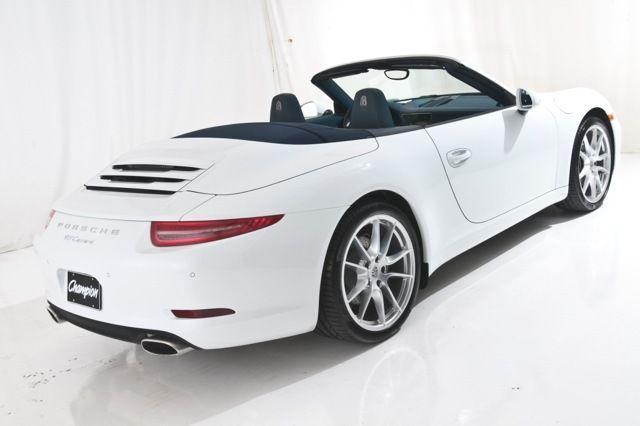 2014 porsche 911 carrera convertible for sale. Black Bedroom Furniture Sets. Home Design Ideas