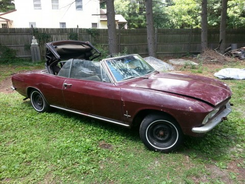 1966 Chevrolet Corvair Monza Convertible for sale