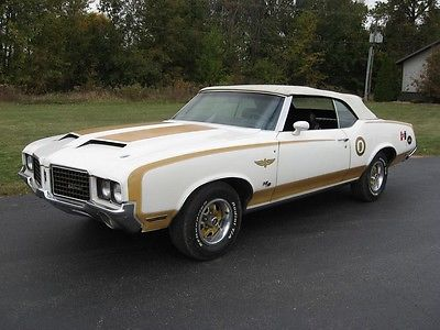 1972 Hurst Oldsmobile Pace Car Original Paint for sale
