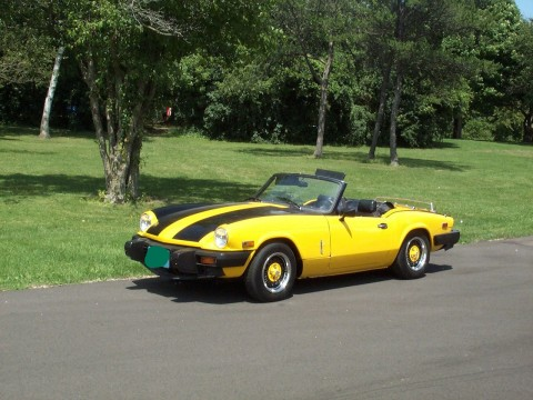 1980 Triumph Spitfire 1500 for sale