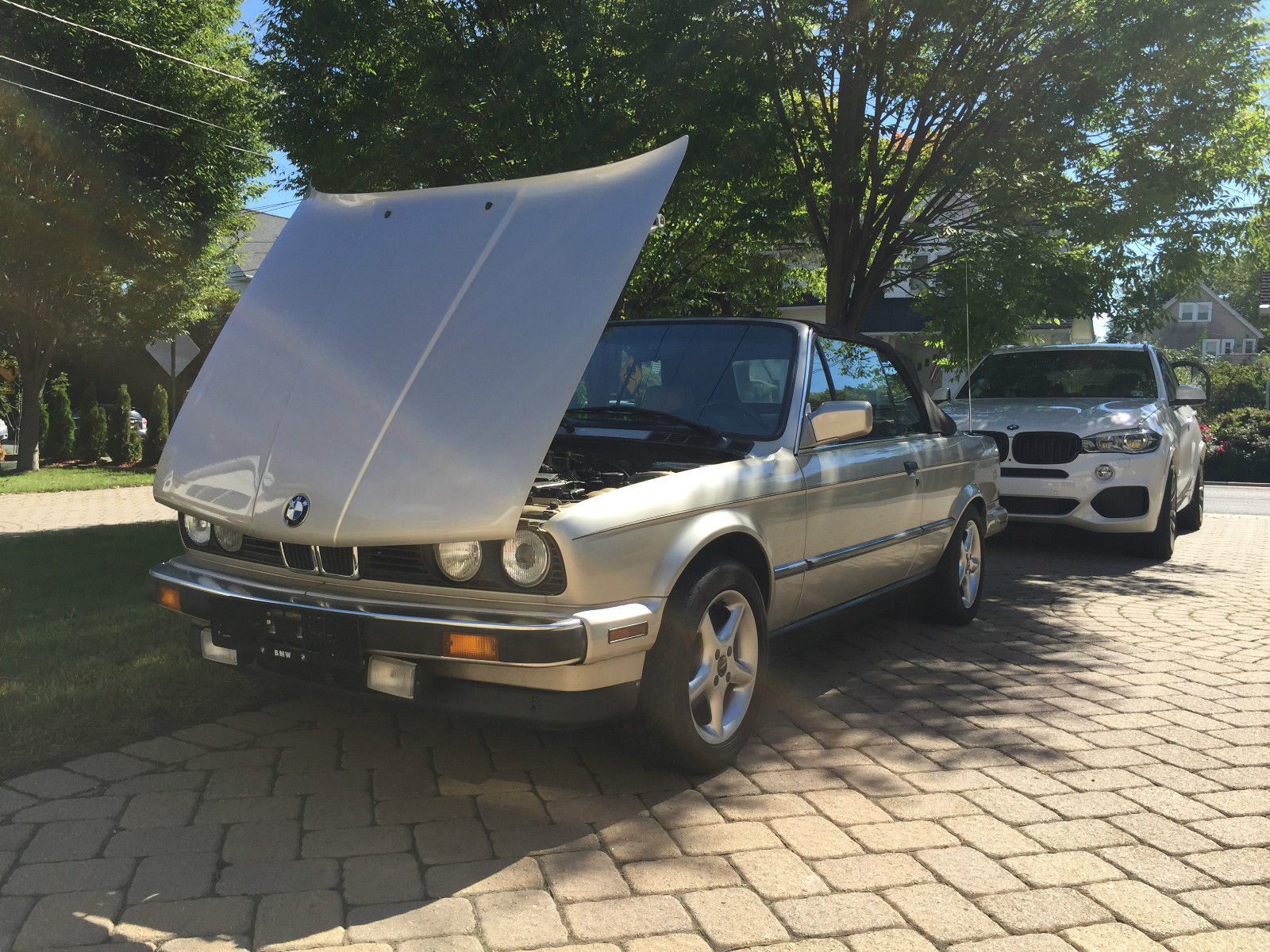 1989 bmw 3 series 325i convertible for sale. Black Bedroom Furniture Sets. Home Design Ideas