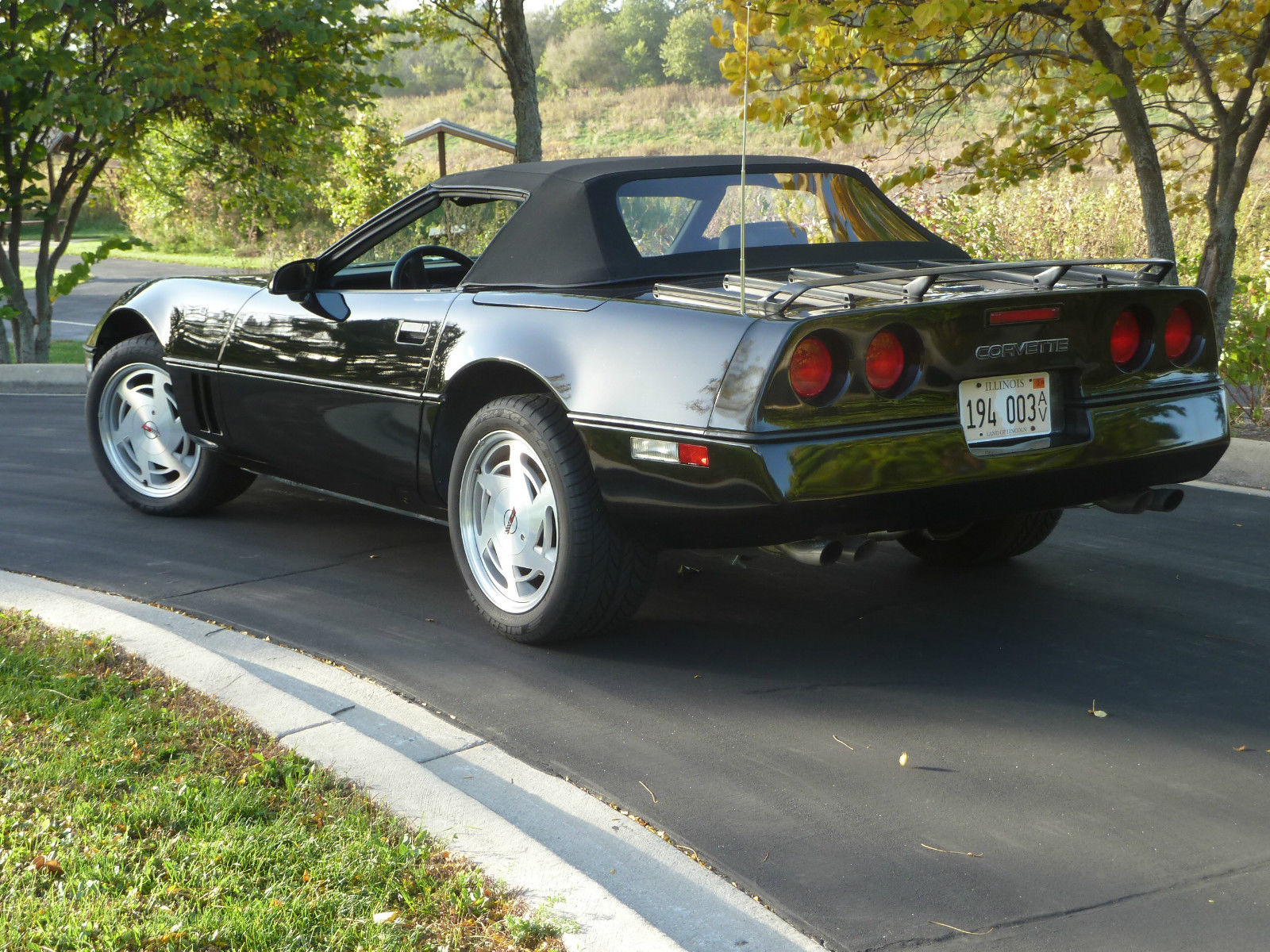 1989 Chevrolet Corvette Convertible For Sale