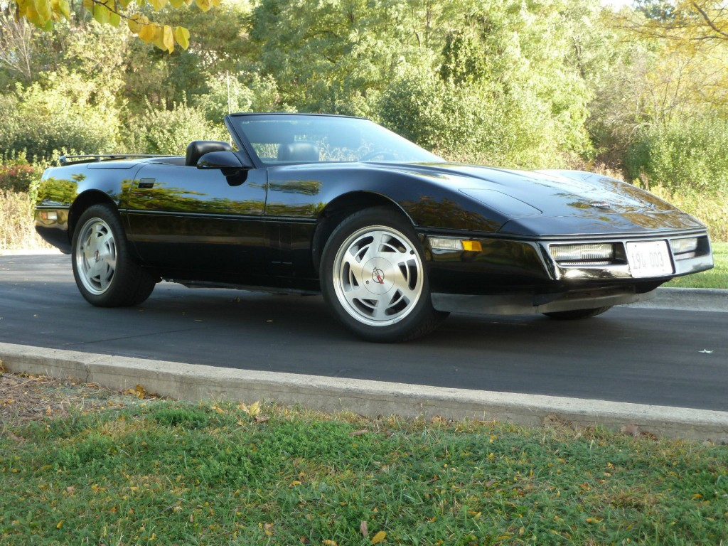 1989 chevrolet corvette convertible for sale. Cars Review. Best American Auto & Cars Review