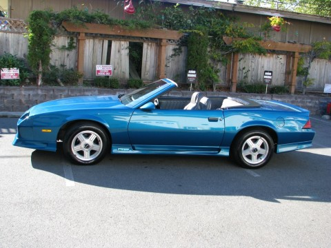 1991 Chevrolet Camaro RS Convertible for sale