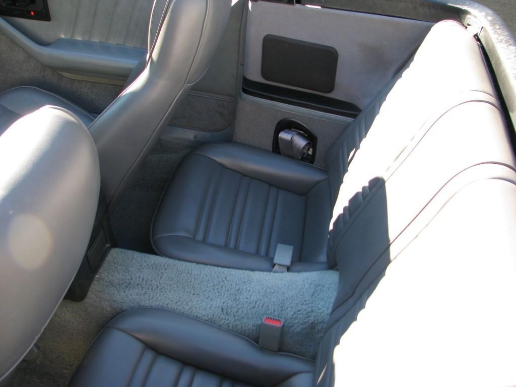 1991 Chevrolet Camaro RS Convertible