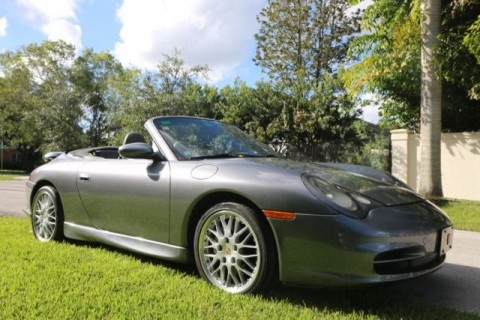 2002 Porsche 911 Convertible for sale